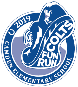 CES Fun Run Logo